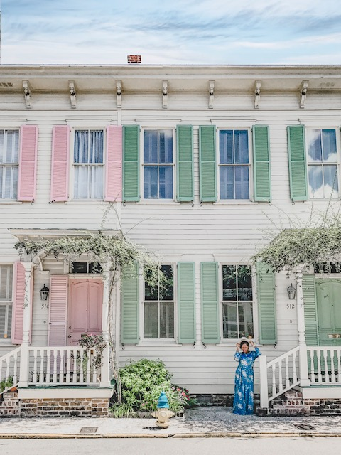 """8 most """"instagramable"""" places in Savannah, Ga"""