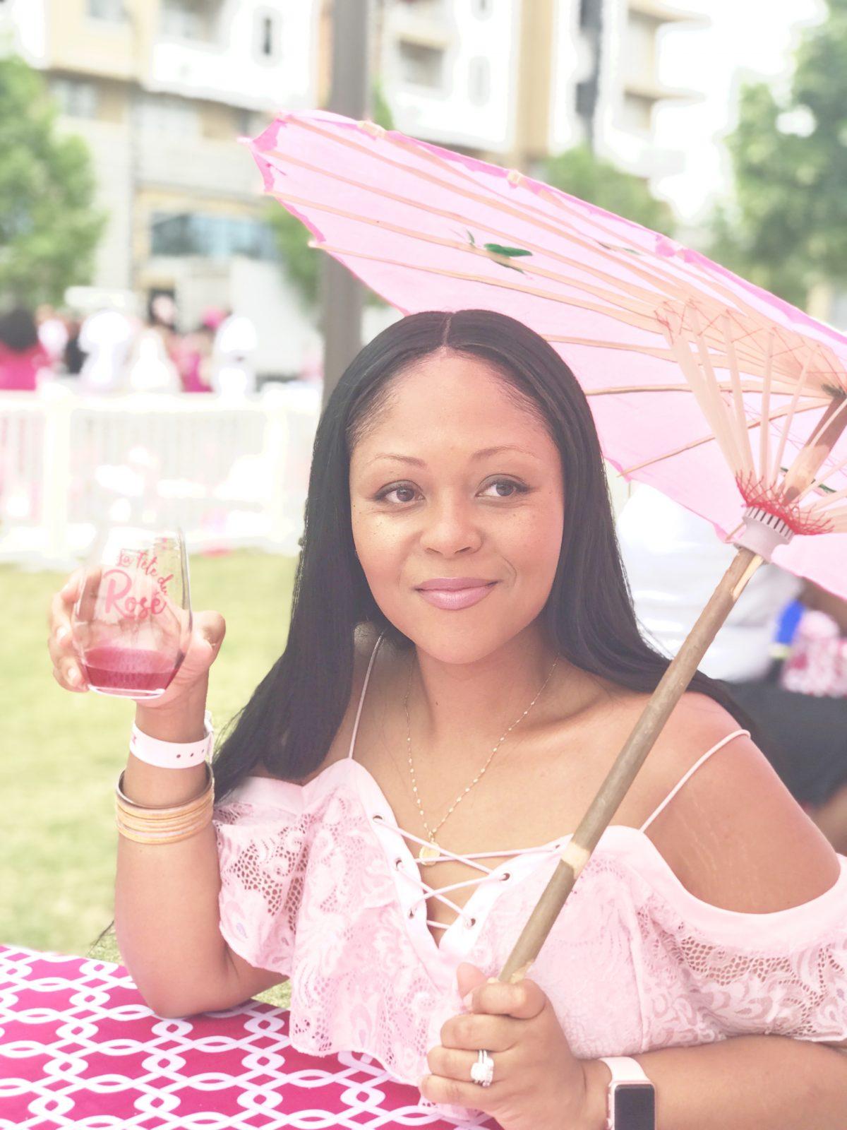 Atlanta's Inaugural La Fête du Rosé. Full Recap