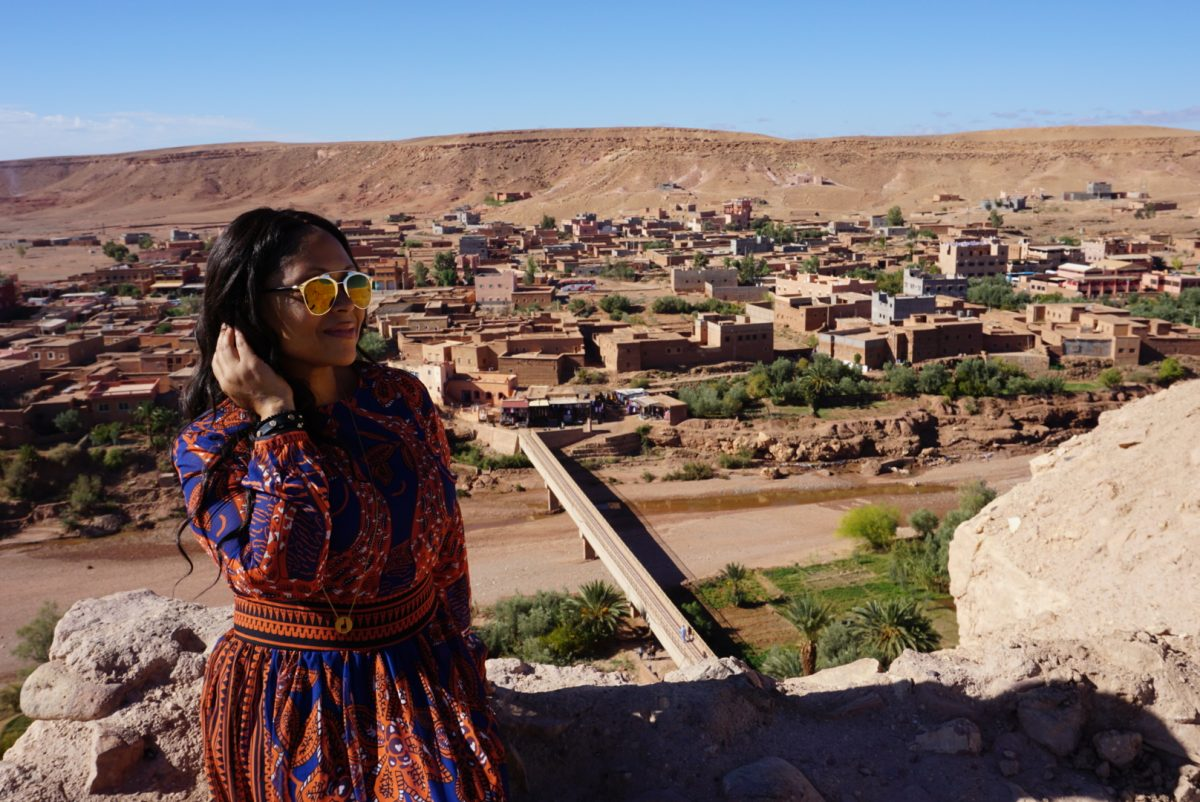 The long road to Marrakech. Where to stay and what to see along the way.